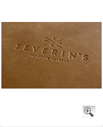 SEVERIN*S - THE ALPINE RETREAT mit Logo